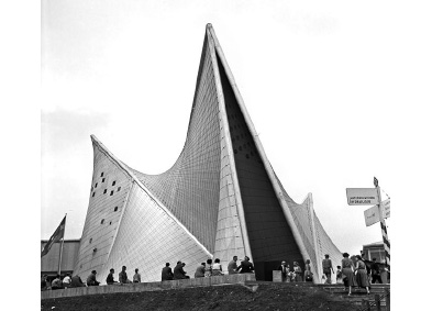 Philips Pavillion, Brussels Expo 1958